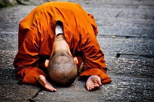 感恩的五体投地--云居寺内观禅修感受与体悟